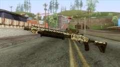 The Doomsday Heist - Shotgun v1 für GTA San Andreas