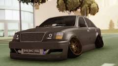Toyota Crown S170 VIP für GTA San Andreas