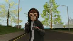 Space Monkey Street Artist From GTA V pour GTA San Andreas