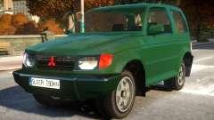 1995 Mitsubishi Pajero für GTA 4