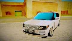 Land Rover Range Rover Sport pour GTA San Andreas