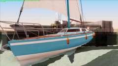GTA V Dinka Marquis für GTA San Andreas