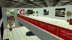 Le concessionnaire QMGS V2 pour GTA San Andreas