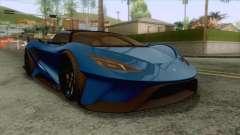 GTA 5 - Overflod Tyrant pour GTA San Andreas