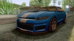 GTA 5 - Vapid Dominator GT350R für GTA San Andreas