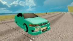 Toyota Mark 2 pour GTA San Andreas