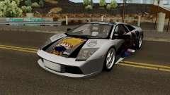 Lamborghini Mobile Legends Design für GTA San Andreas