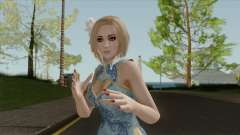 Momiji Mandarin Dress pour GTA San Andreas