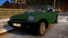 Renault PK pour GTA 4