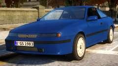 Opel Calibra Basic v2 pour GTA 4
