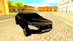 Mersedes-Benz C63 AMG für GTA San Andreas