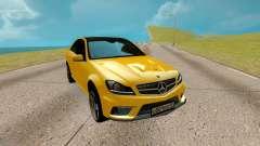 Mercedes-Benz E Class AMG E63 S Sedan für GTA San Andreas