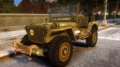 Ford Willys 1942 für GTA 4