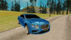 Bentley Continental G pour GTA San Andreas