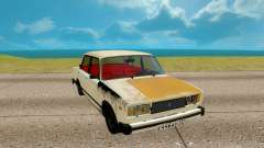 VAZ 2105-weiß für GTA San Andreas