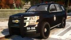Chevrolet Tahoe Ozel Harekat