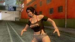 Dead Or Alive 5 - Momiji Skin für GTA San Andreas