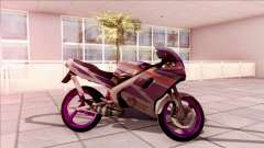 Yamaha TZM 150 v2 pour GTA San Andreas