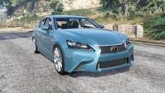 Lexus GS 350 F-Sport 2013 v1.1 [replace]