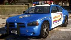 Dodge Charger FXT V6 3.0 pour GTA 4