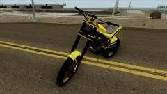 GTA V Maibatsu Sanchez V1 für GTA San Andreas