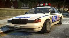 NYPD Modification pour GTA 4