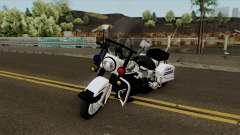 GTA V Copbike Malaysia Police für GTA San Andreas