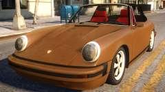 1974 Porsche 911 Targa pour GTA 4