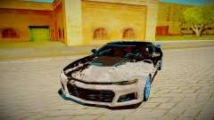 Chevrolet Camaro pour GTA San Andreas
