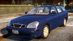 Daewoo Nubira II Kombi CDX US 2002 pour GTA 4
