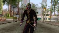 Batman Arkham City - Joker Skin v2