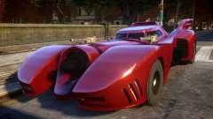 1992 Batmobile Movie Car Mod