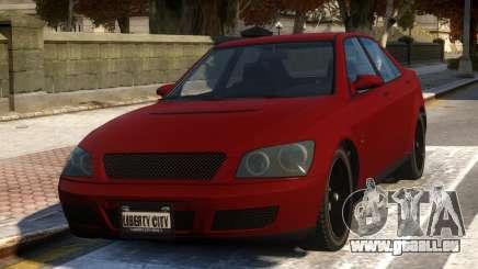 Sultan Lexus 300 pour GTA 4