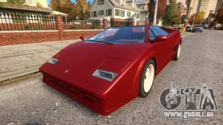 Pegassi Torero für GTA 4