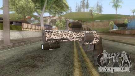 The Doomsday Heist - Revolver v1 für GTA San Andreas