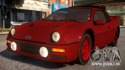 Ford RS200 pour GTA 4