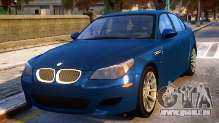 2005 BMW M5 pour GTA 4