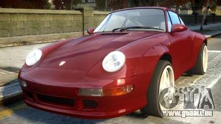 1995 Porsche 911 Carrera S v1.1 für GTA 4