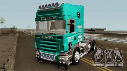 Scania R620 Petrorimau für GTA San Andreas