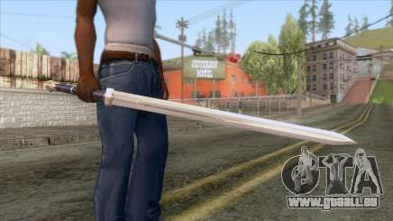 Traditional Chinese Sword v1 pour GTA San Andreas
