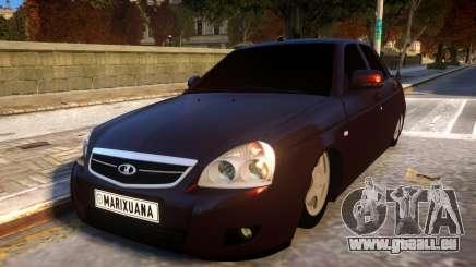 VAZ 2170 Marixuana pour GTA 4