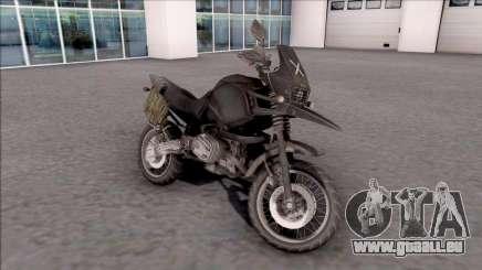 Moto le jeu PUBG pour GTA San Andreas