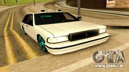 Taxi 2HD (San Andreas Taxi Company) für GTA San Andreas