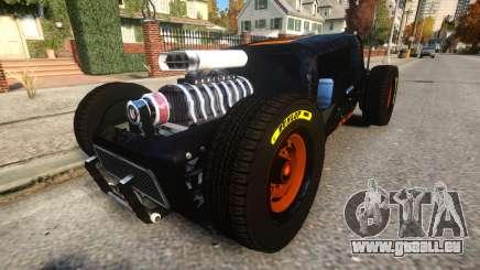 Hotrods Police für GTA 4