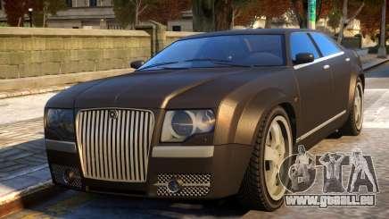 PMP 600 to Chrysler 300C für GTA 4