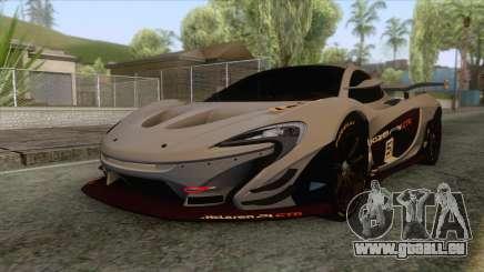 McLaren P1 GTR pour GTA San Andreas