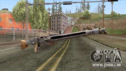 MG-42 Machine Gun v2 für GTA San Andreas