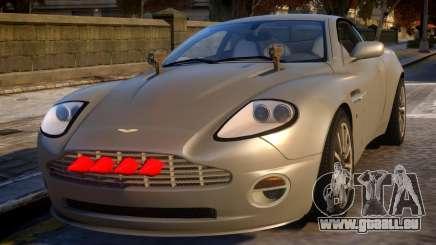 007 Die Another Aston Martin Vanquish pour GTA 4