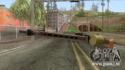 MG-42 Machine Gun v3 für GTA San Andreas