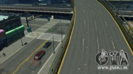 Qualität Straßen von toshkaiz für GTA 4